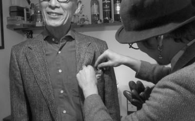 60代の男性をスタイリングしたら by SPSO OSAKA – The Styling Lab –