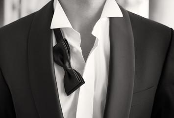 蝶ネクタイのドレスコード、合わせてもよい合わせ方ダメな合わせ方