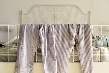 パジャマとルームウエアの違いは何?おすすめの生地とは?