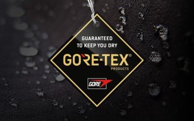 汚れたGORE-TEX®《ゴアテックス》の手入れの方法